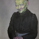 Portrait de ma concierge, 1922